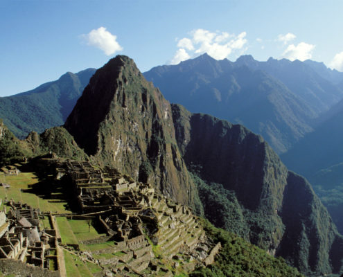 Nature & Culture / Peru - Machu Picchu (photo: Sine Madsen)