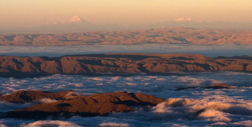 Sajama Volcano (6588 m)