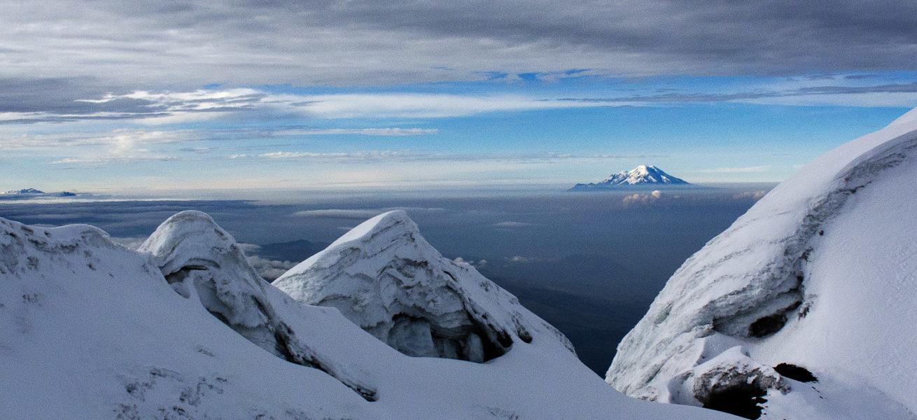 Colombia & Ecuador's Snowcapped Volcanoes 1