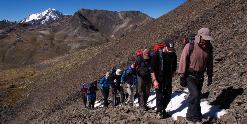Trans-Royal Mountain Range Trek