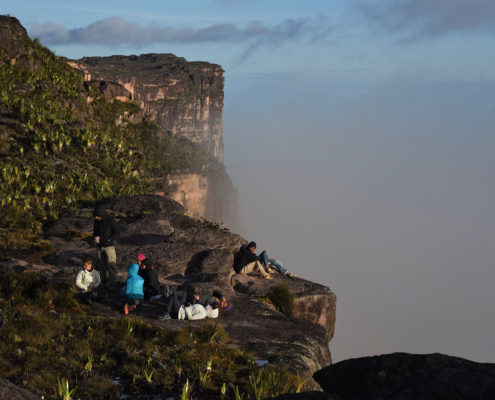 VEN - Roraima Tepuy