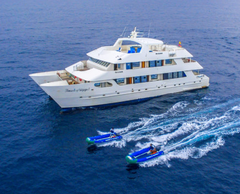 Treasure of Galapagos - Motor Catamaran