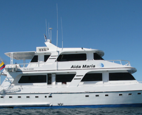 Aida Maria - Galapagos Cruise