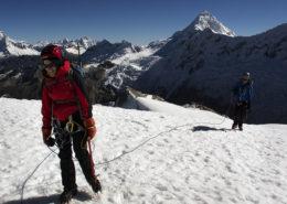 Classic Summits: Ishinca, Urus & Tocllaraju