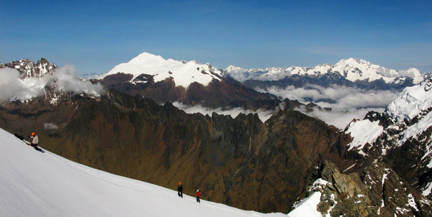 Soray Peak, Salkantay Trek & Macchu Picchu