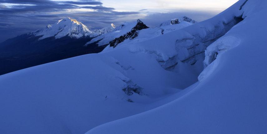 Huascaran 6768 m 3
