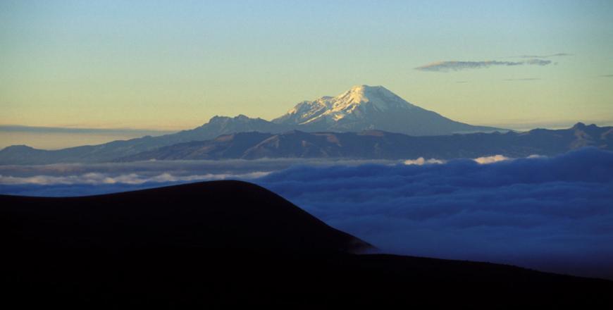Ecuador's Volcanoes