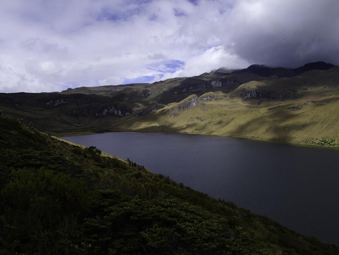 Los Nevados National Park - Andino, Colombia - Around Guides  Los Nevados National Park