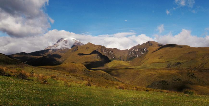 Tolima & Quindio's Summits
