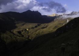 Paramillo del Quíndio 4745 m 2