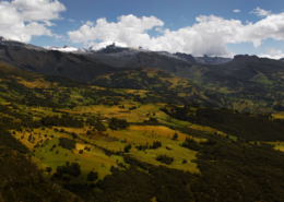 SN Cocuy: Classic Western trails