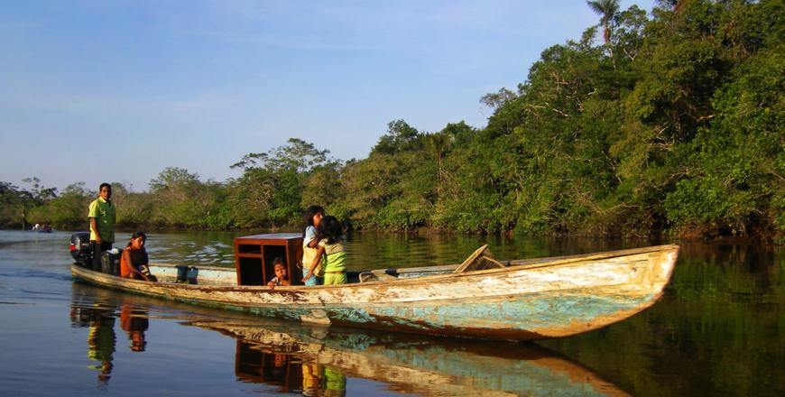 From Amazonas to Galapagos 1