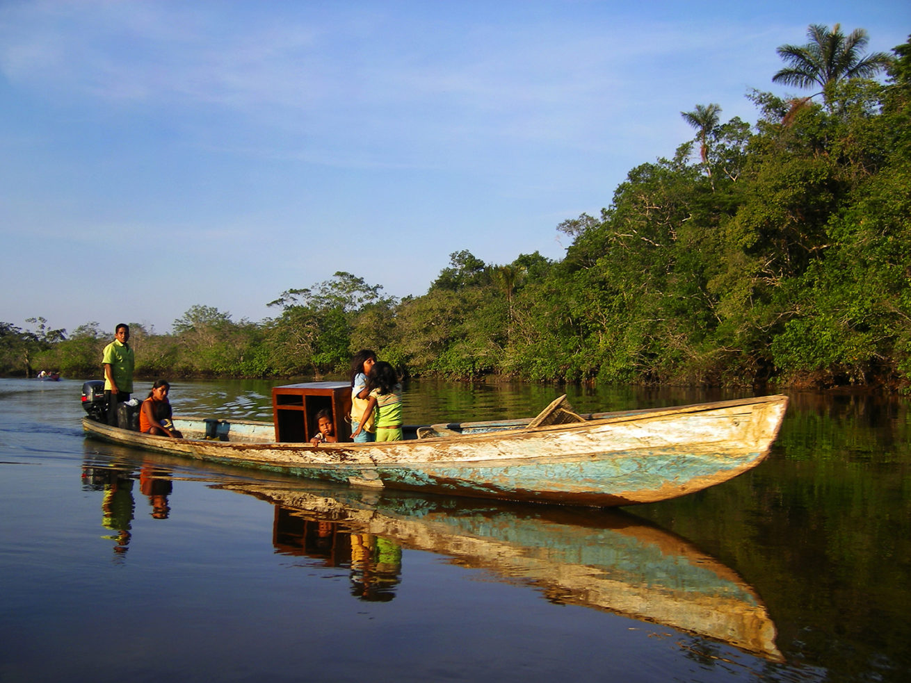 From Amazonas to Galapagos 1
