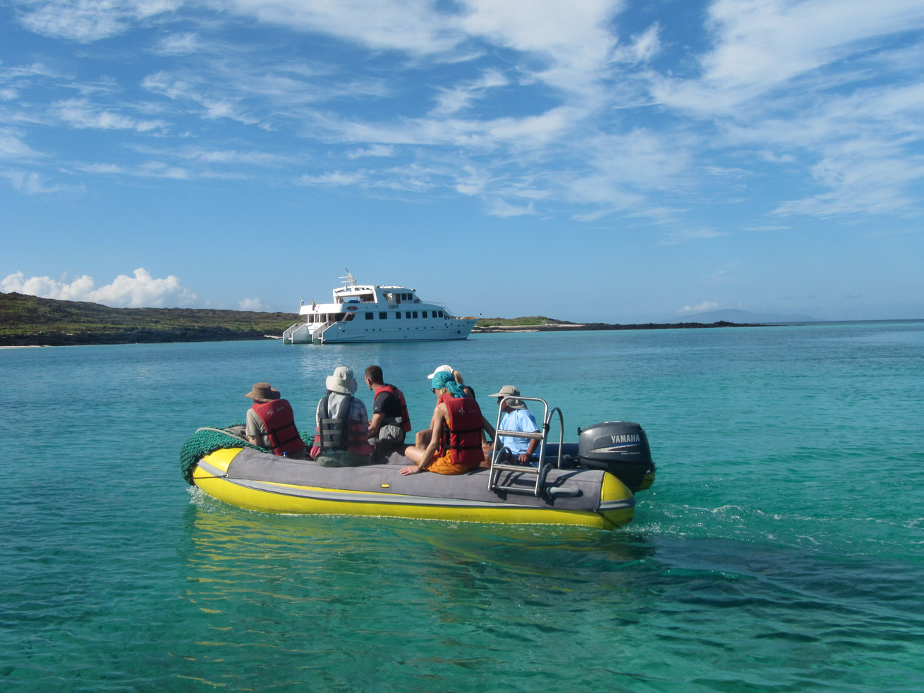 Evolution in Action – Galapagos Island Tours